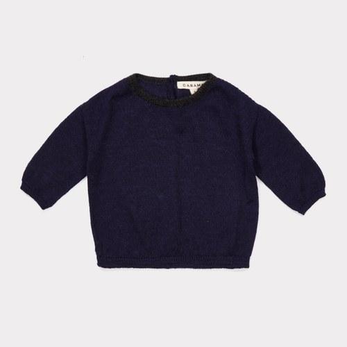 e90e3743c Caramel London baby 羊駝毛針織上衣- Bungo Minimall