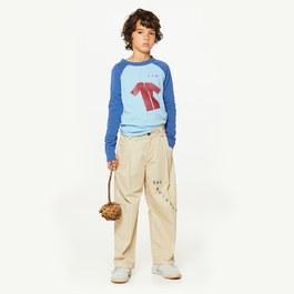 Cricket Kids TAO 刷色薄棉上衣