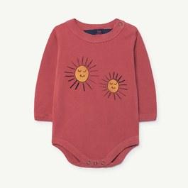Baby 小太陽連身衣