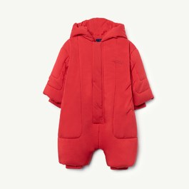 Baby Bumblebee 超柔軟鋪棉連身外套