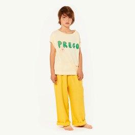 Rooster PREGO口號上衣(寬鬆版)