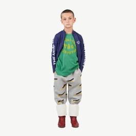 Magpie 斜紋刷毛偏厚款衛褲(寬版)
