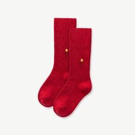 Skunk 混羊毛中筒襪