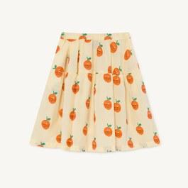 Turkey 小橘子薄棉及膝裙