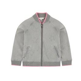 星星灰丹寧薄款夾克
