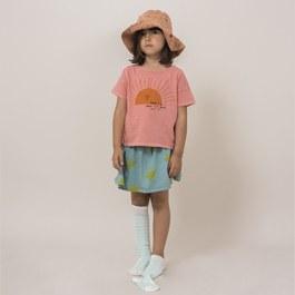 小太陽有機棉上衣 (版型偏大)