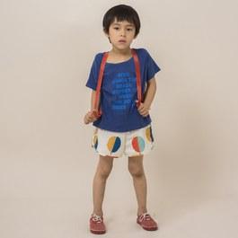 葉子造型泳褲