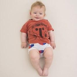 Baby Jubilee 黑猩猩有機棉上衣 (版型偏大)