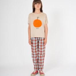 小橘子有機棉上衣 (版型偏大)