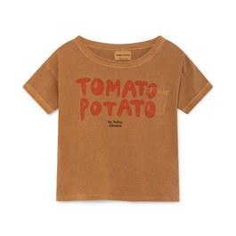 Tomato Potato 有機棉上衣 (版型偏大)