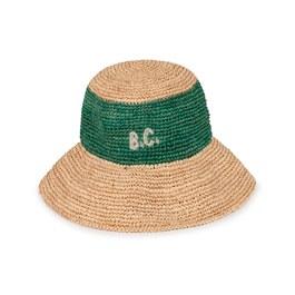 夏日拉菲草帽