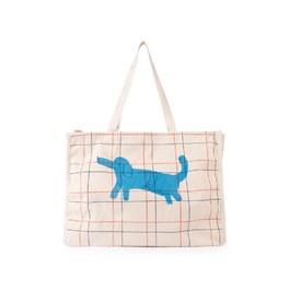 狗狗造型大托特包