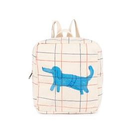 狗狗造型兩用帆布背包