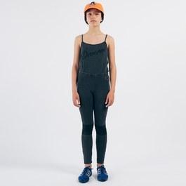 B.C 刺繡復古刷色leggings