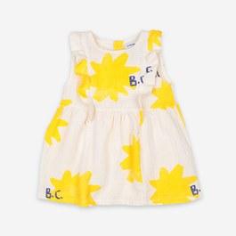 Baby 火花皺棉洋裝