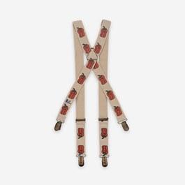 甜椒造型吊帶
