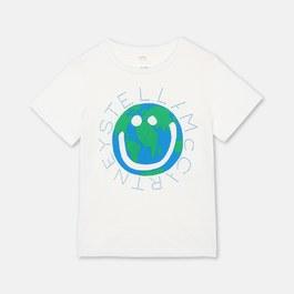Logo 地球有機棉上衣