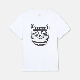 Funny Tiger有機薄棉上衣