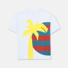 Sun and Palm 有機棉上衣(版型偏大)