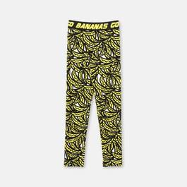 香蕉運動彈性leggings