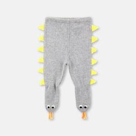 Baby 有機棉針織包腳褲