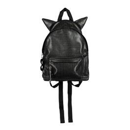 貓耳朵仿皮革後背包