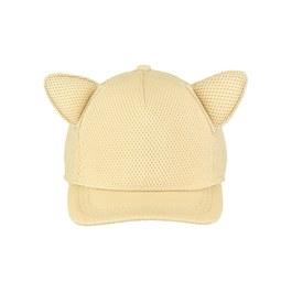 貓耳朵網眼棒球帽