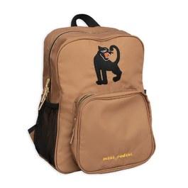 經典黑豹雙肩後背包