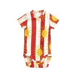 Baby 小太陽有機棉連身衣(版型偏大)