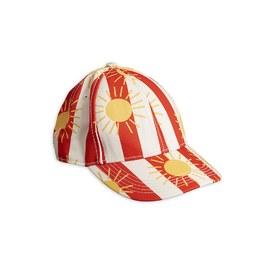 小太陽條紋棒球帽