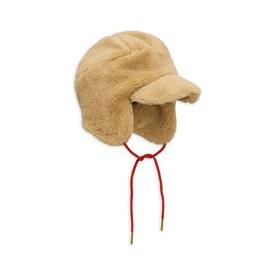 人工皮草飛行帽