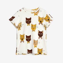 貓咪合唱團有機棉上衣