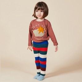 Baby Lucky star 有機薄棉上衣(版型偏大)