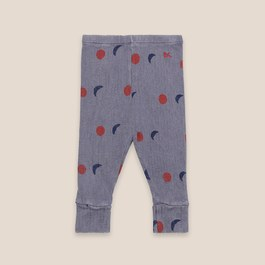 Baby Night all over leggings (合身版型)