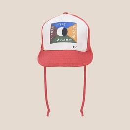 旗幟造型棒球帽