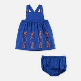 Baby Raisin 驢子吊帶洋裝