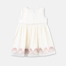 Baby Gabby 貝殼刺繡洋裝