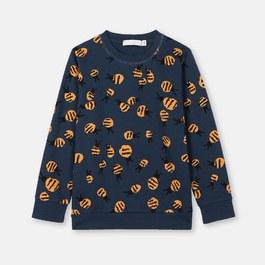 嗡嗡嗡蜜蜂薄款衛衣