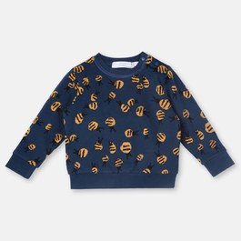 Baby 嗡嗡嗡蜜蜂薄款衛衣