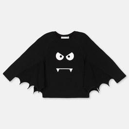 蝙蝠飛飛薄款衛衣