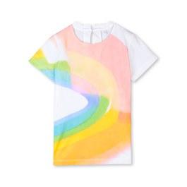 印象彩虹有機棉上衣