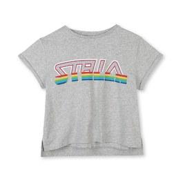 Stella 彩虹LogoTee (偏寬版)