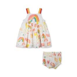 Baby 印象彩虹洋裝