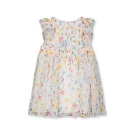 Baby 夏日小花絲質洋裝