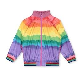 印象彩虹輕量款運動夾克