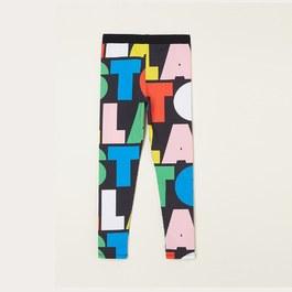 Stella Logo 運動彈性緊身褲