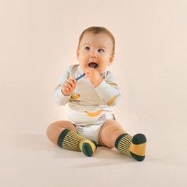 Baby 香蕉造型連身衣