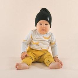 Baby 香蕉造型薄棉上衣(版型偏大)