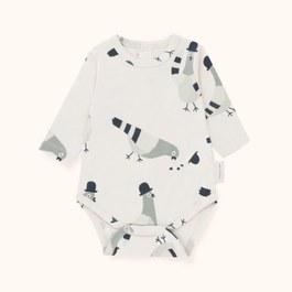 Baby 鴿子造型連身衣