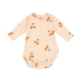 Baby 櫻桃造型連身衣